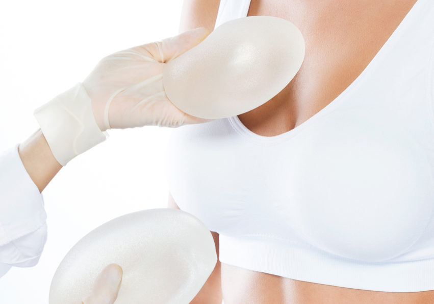 Breast Augmentation - Comparing different implants